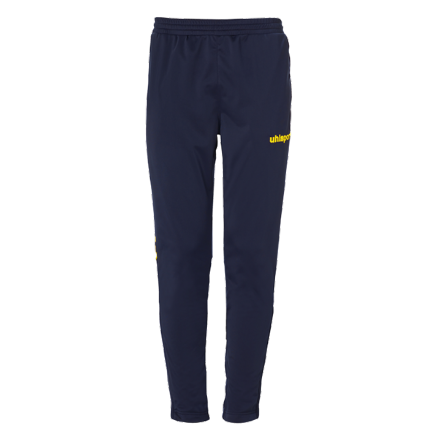 Score Track Pants Navy / Fluo Yellow